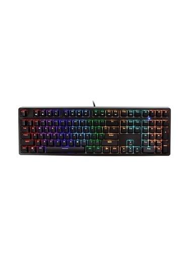MF Product MF Product Strike 0566 Kablolu Rgb Gaming Gerçek Mekanik Klavye Renkli